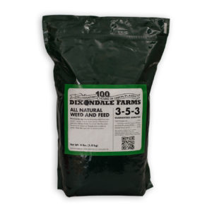 Dixondale-weed -and feed-4lb-bag